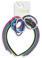 Capelli New York Girl's Hair Accessory Multi-Pack