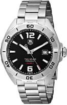 Tag Heuer WAZ2113.BA0875 Men's Formula 1 Wrist Watch, Dial