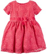 Carter's Baby Girl Lace Dress