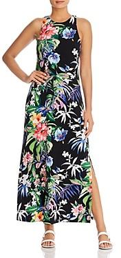 Tommy Bahama Hermosa Sleeveless Floral Maxi Dress
