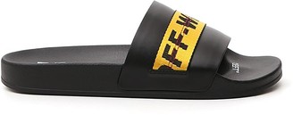 Off-White Industrial Slide Sandals