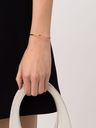 BONVO 18kt Gold-Plated Silver Cuff