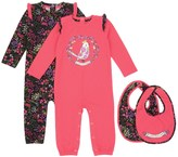 Juicy Couture Baby Knit Bodysuit Set