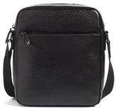 Ted Baker Men's Flycor Leather Flight Bag - Black