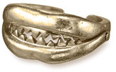 Rachel Roy Shark's Jaw Ring