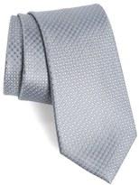 Nordstrom Decent Neat Geometric Silk Tie