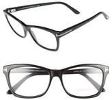 Tom Ford Women's 55Mm Optical Frames - Havana