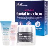 Bliss Night Night Facial in a Box Set