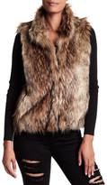 Joie Narasha Faux Fur Vest