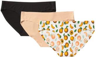 Aqs Laser Bonded Bikinis - Pack of 3
