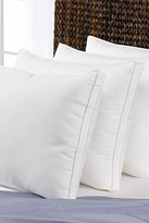 4 Pack Hotel Essentials Medium Density Gusseted 220 Thread Count Pillow - White