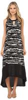 Kensie Scratched Stripes Dress KS6K7589