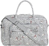 Vera Bradley Iconic Signature Weekender Travel Bag