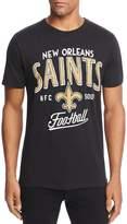 Junk Food Clothing Saints Kickoff Crewneck Short Sleeve Tee