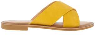 Miss Shop Alice Yellow Sandal