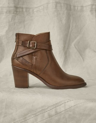 Belstaff Trialmaster Leather Boot