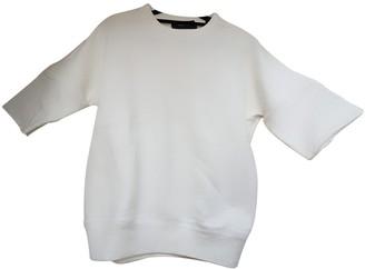 Derek Lam Ecru Cotton Top for Women