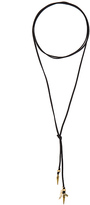 Natalie B Roadie Wrap Necklace
