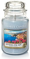 Yankee Candle Large Jar Candle, Riviera Escape
