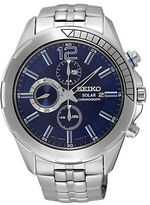 Seiko Recraft Stainless Steel Chronograph, SSC357