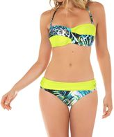 Seaspray Monteverde twist bandeau bikini top