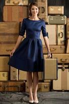 Shabby Apple Nutcracker Dress Blue