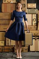 Shabby Apple Nutcracker Dress Navy