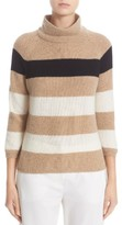 Max Mara Women's Stripe Cashmere Sweater