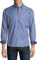 Neiman Marcus Classic-Fit Wear-It-Out Check Dress Shirt