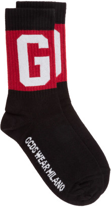 GCDS Logo Low Socks