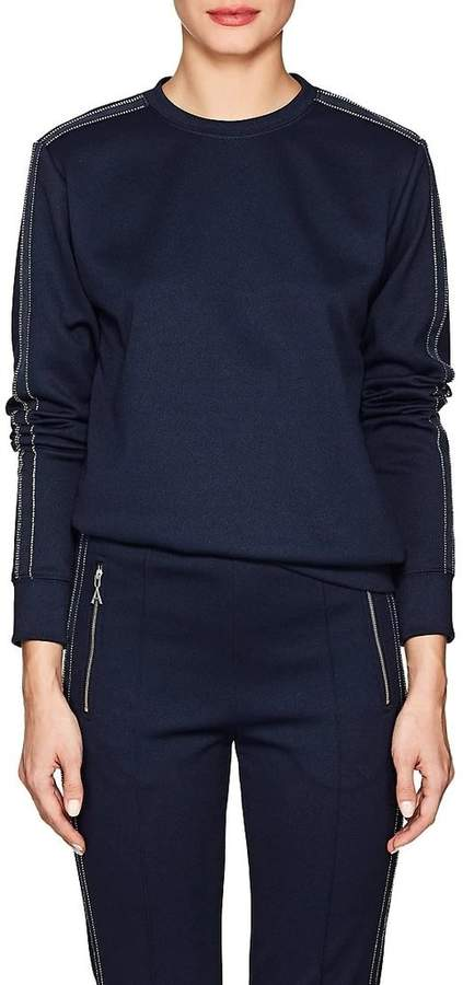 Area Danielle Sweatshirt In Navy