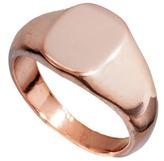 Asos Square Signet Ring