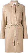 Loro Piana Winter Landford coat - women - Lamb Skin/Polyester/Cashmere/Goat Suede - 40
