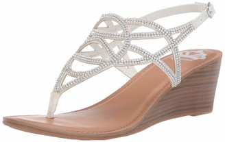 Fergie Fergalicious Women's Courtesy Wedge Sandal