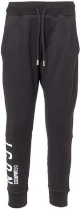 DSQUARED2 Icon Logo Print Track Pants
