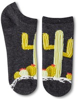 Xhilaration Women's Low Cut Fashion Socks Heather