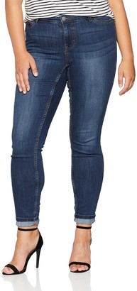 Junarose Women's Jrfashion Queen Jeans-K Suppy Slim