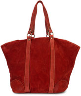 Guidi oversized tote bag - men - Horse Leather - One Size
