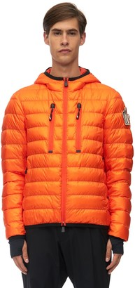MONCLER GRENOBLE Kavik Nylon Down Jacket