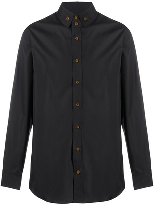 Vivienne Westwood Krall button-down cotton shirt