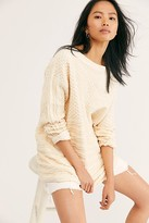 Free People Extra Texture Pullover by Intimately at