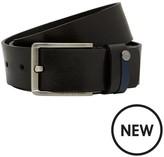 Ted Baker Contrast Keeper Leather Belt