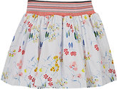 No Added Sugar Floral Cotton Skirt