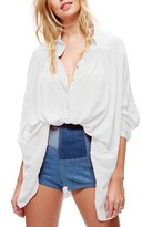 Free People Women's Lovely Day Shirt