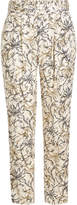 Steffen Schraut Loose Fit Printed Pants