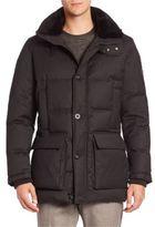 Strellson Quinn Puffer Field Jacket