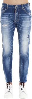 DSQUARED2 straight Leg Boot Cut Jeans