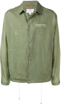 Oamc classic shirt jacket
