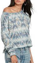 Denim & Supply Ralph Lauren Southwestern Cotton Sweater