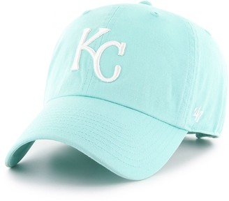 '47 Women's Kansas City Royals Tiffany Clean Up Adjustable Hat